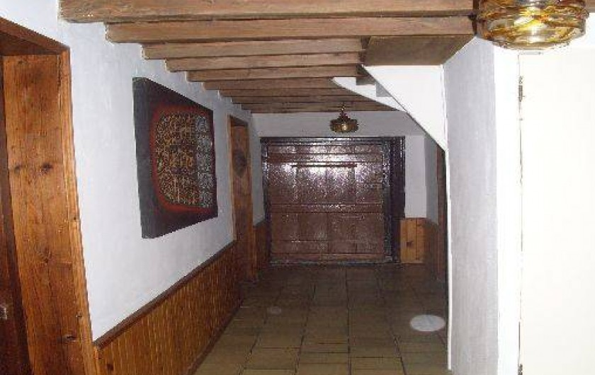 Location de vacances - Gîte à Recques-sur-Hem - Le couloir