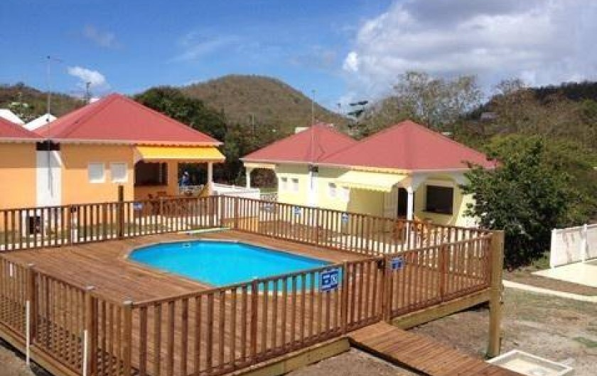 Location de vacances - Bungalow - Mobilhome à Petites Anses