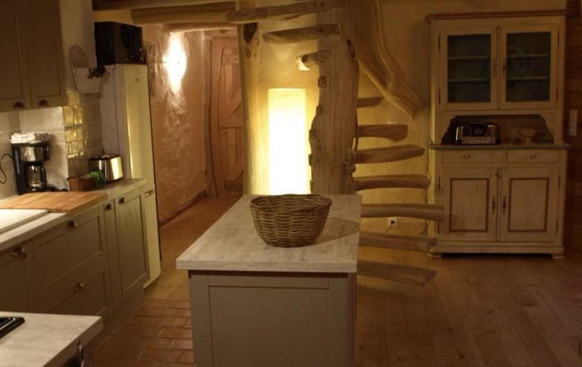 Location de vacances - Moulin à Vélieux