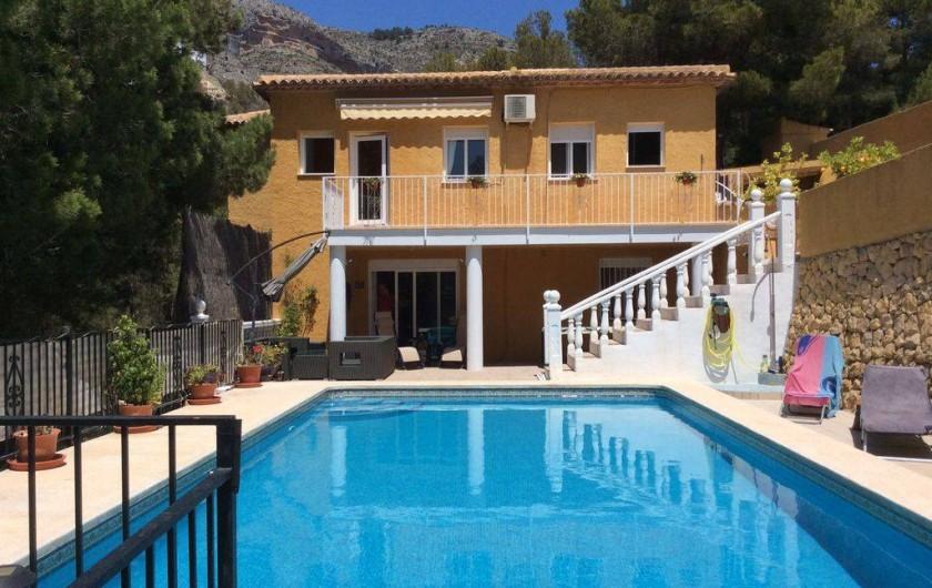 Location de vacances - Maison - Villa à Altea