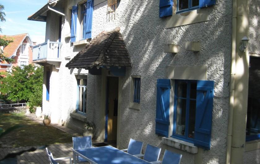 Location de vacances - Villa à Arcachon - Vue exterieur