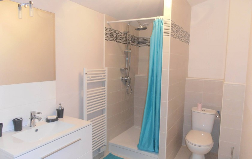Location de vacances - Appartement à Cahors - Salle d'eau