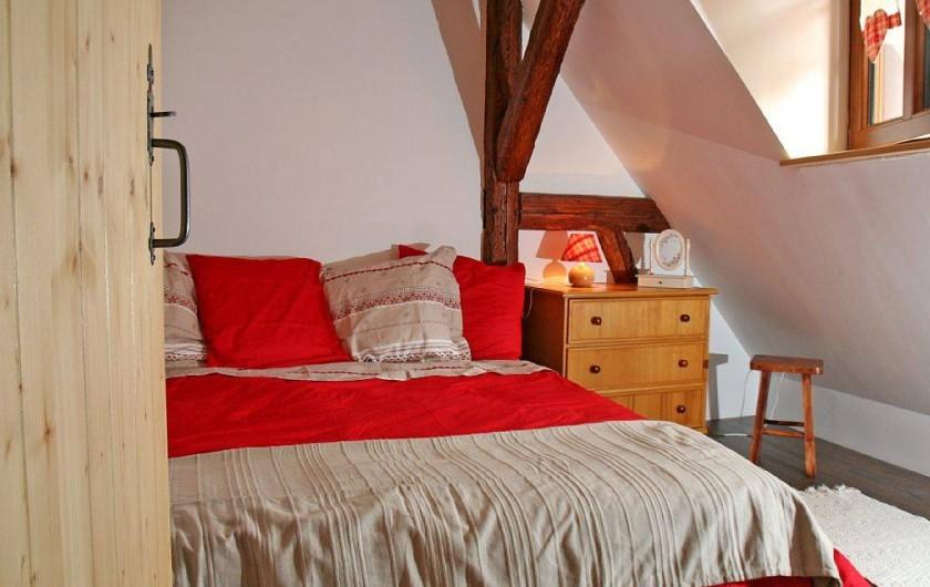Location de vacances - Gîte à Eguisheim - Chambre de la suite parentale