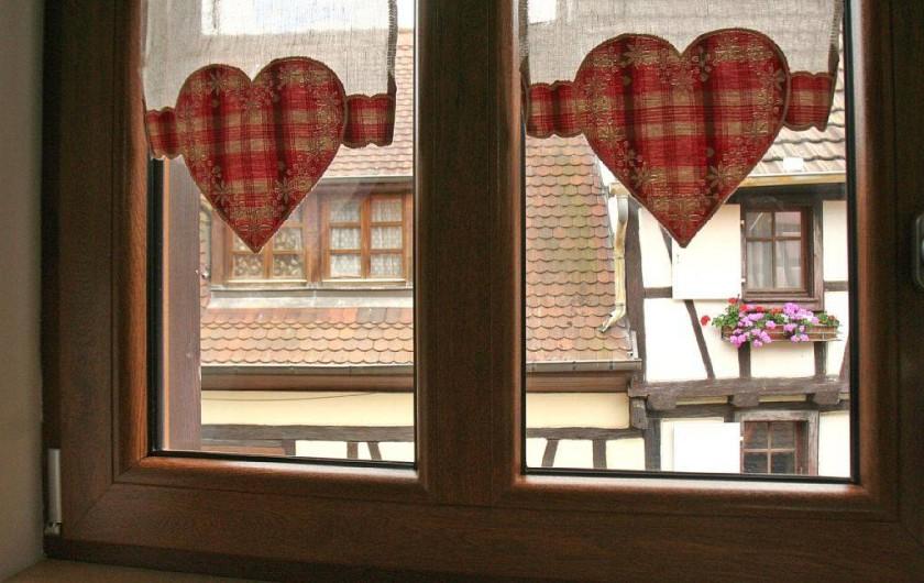 Location de vacances - Gîte à Eguisheim - Un séjour en amoureux?