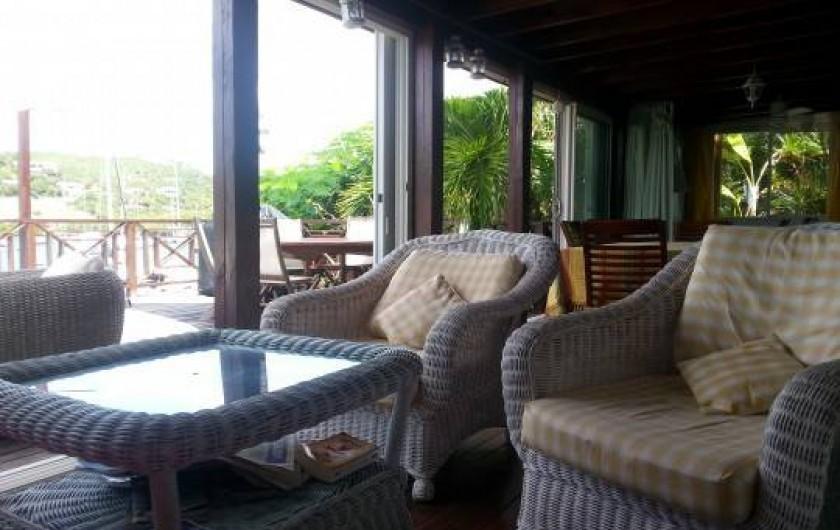 Location de vacances - Villa à Oyster Pond