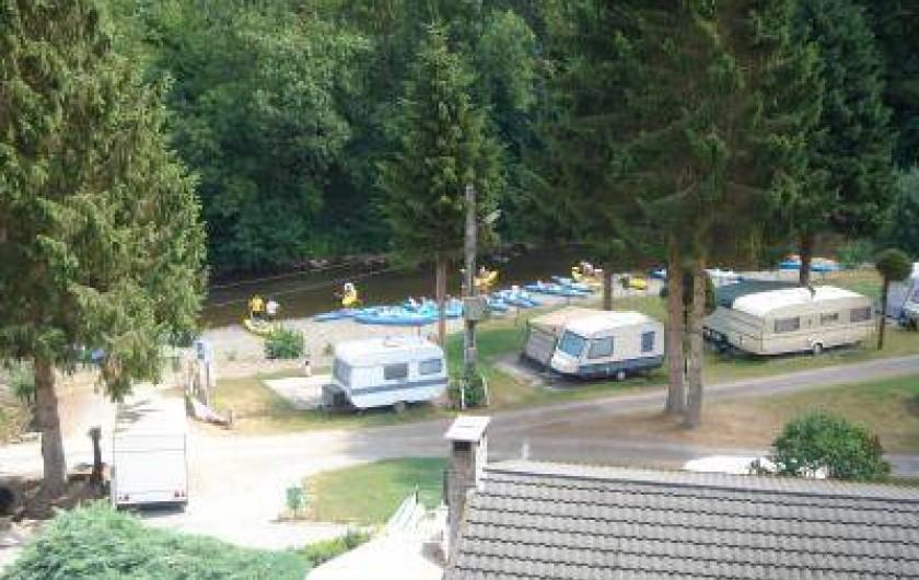 Location de vacances - Camping à Hulsonniaux