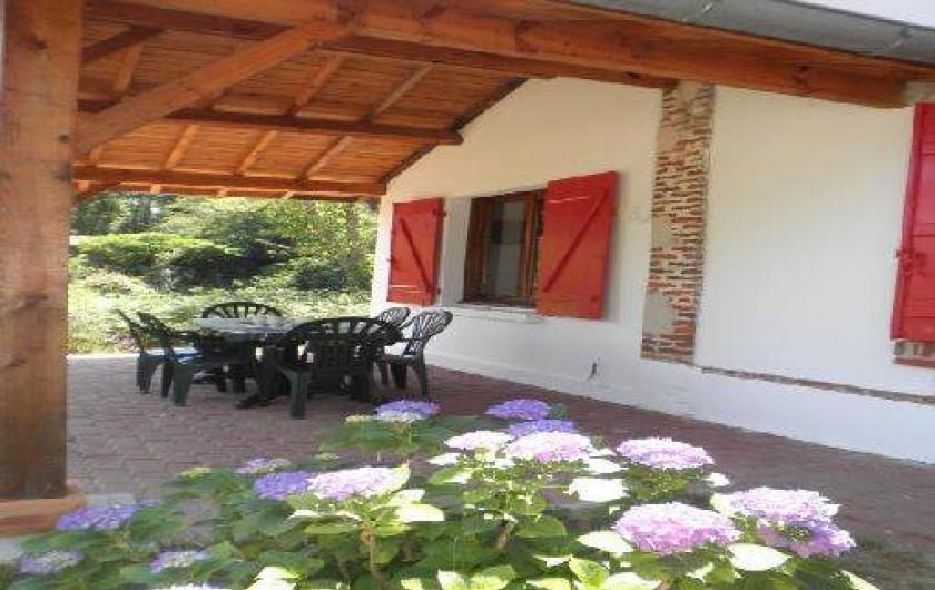 Location de vacances - Gîte à Pouydesseaux