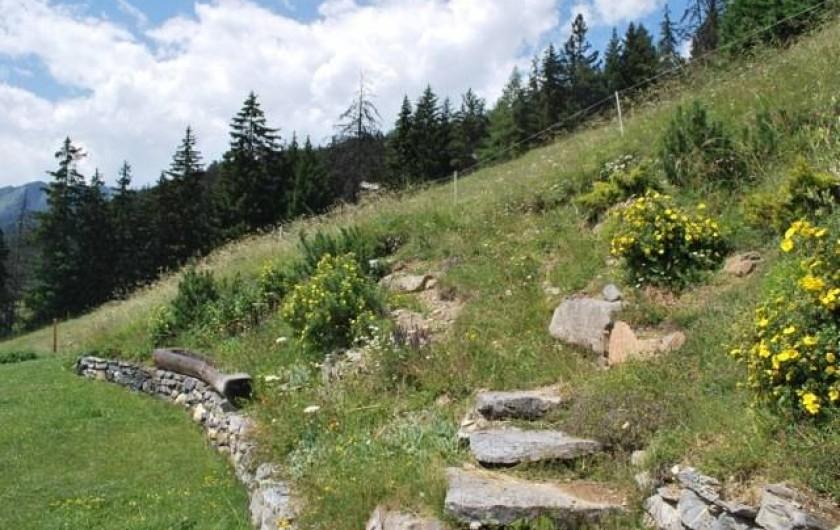 Location de vacances - Chalet à Crans-Montana