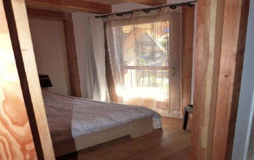 Location de vacances - Appartement à Saint-Chaffrey - Une troisième chambre