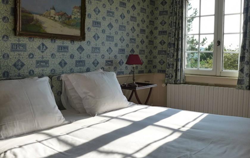 Location de vacances - Maison - Villa à Manneville-la-Pipard - CHAMBRE 1ER ETAGE