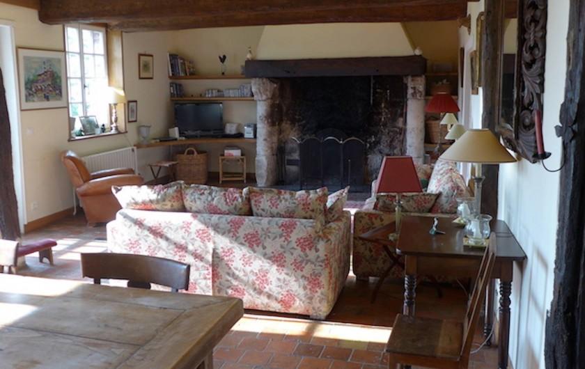 Location de vacances - Maison - Villa à Manneville-la-Pipard - SALON-SAM