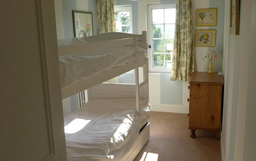 Location de vacances - Maison - Villa à Manneville-la-Pipard - CHAMBRE D'ENFANTS