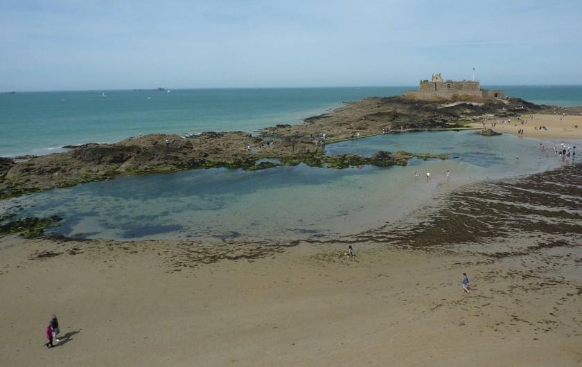 Location de vacances - Gîte à Pléven - Plage Saint-Malo