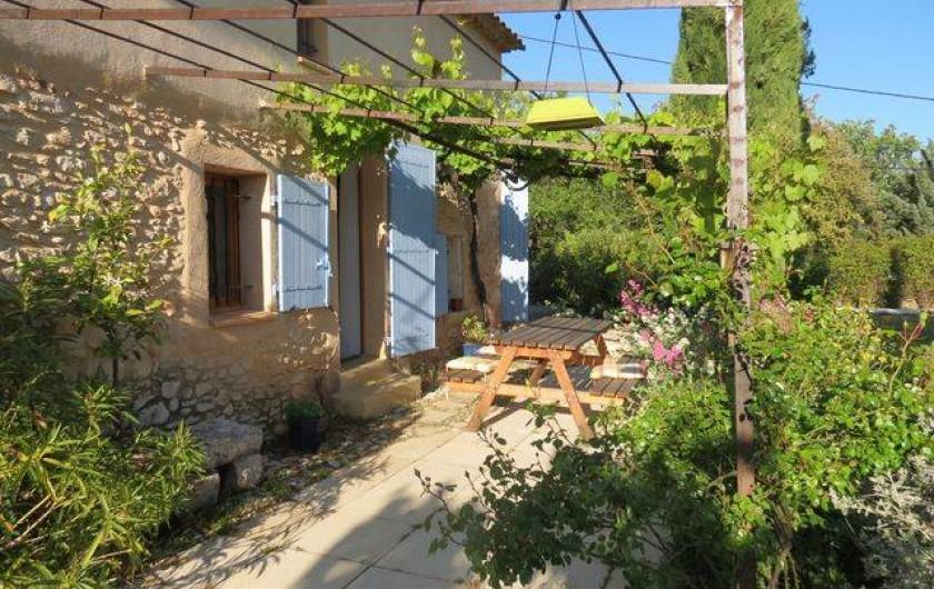 Location de vacances - Mas à Saint-Saturnin-lès-Apt