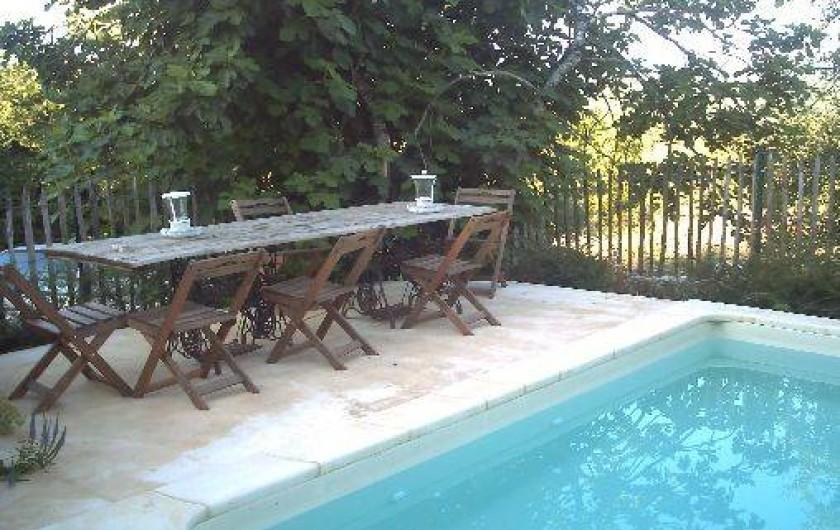 Location de vacances - Maison - Villa à Ajat