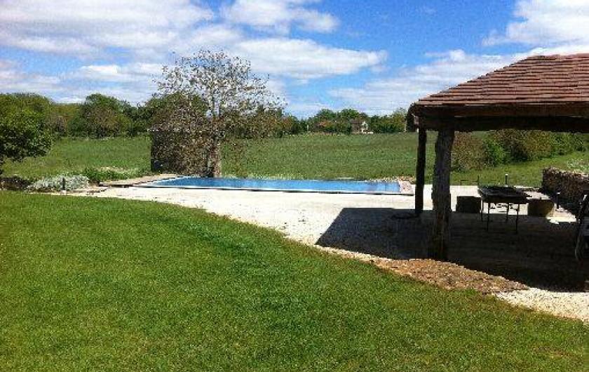Location de vacances - Gîte à Saint-Cirq-Lapopie
