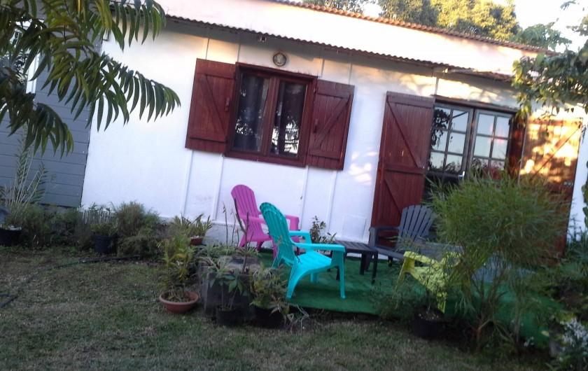 Location de vacances - Chambre d'hôtes à Le Tampon