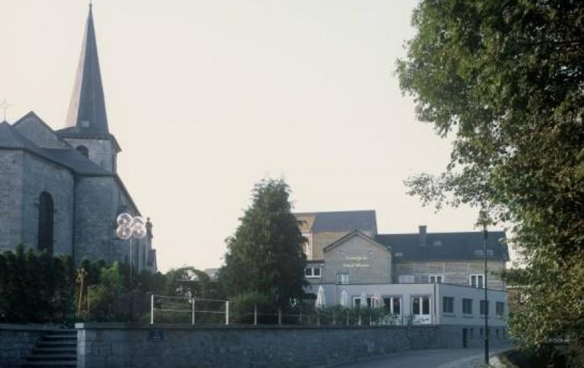 Location de vacances - Hôtel - Auberge à Eprave