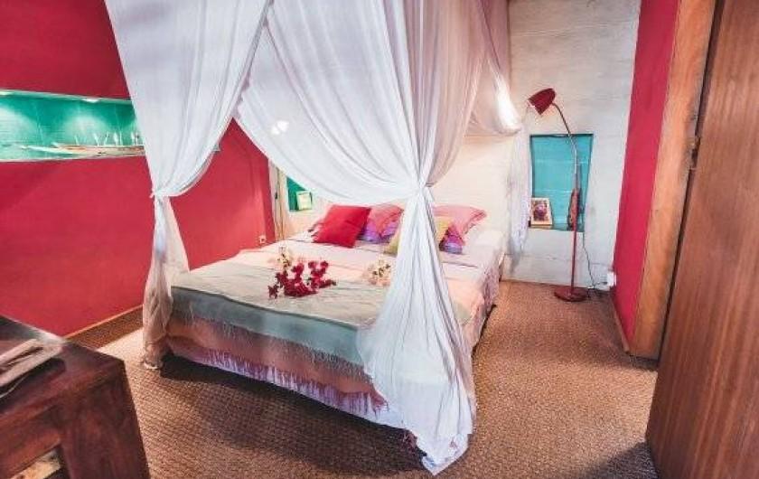 Location de vacances - Studio à Saint-Leu - la chambre