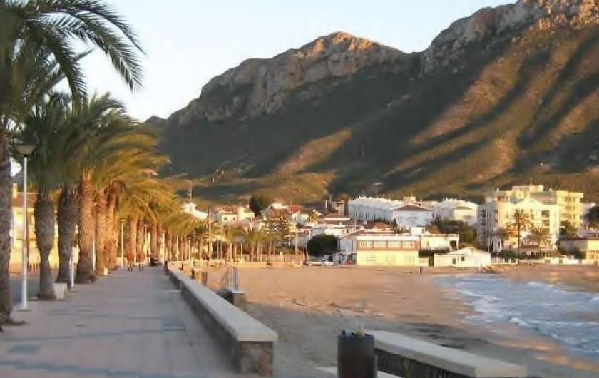 Location de vacances - Appartement à Calabardina - plage Calabardina