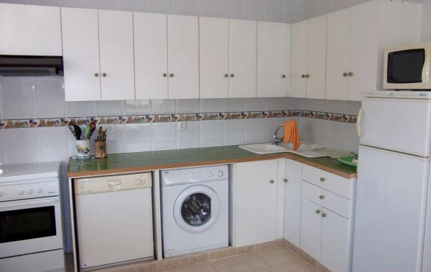 Location de vacances - Appartement à Calabardina - cuisine