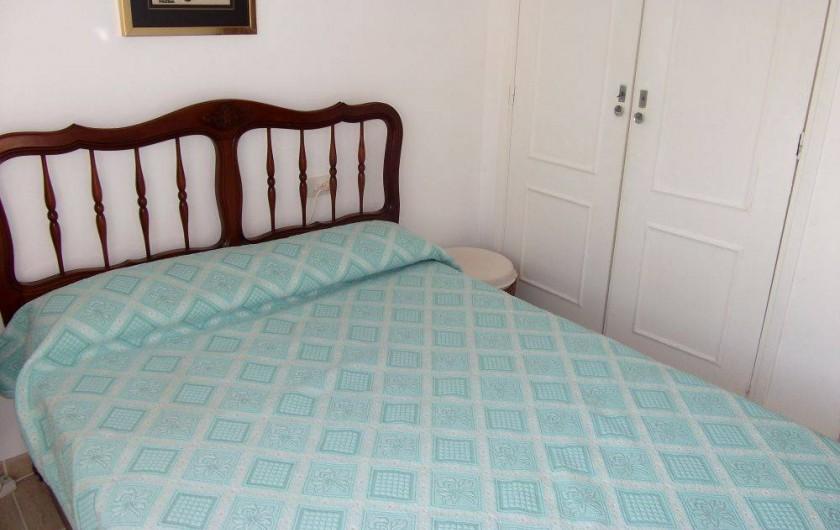 Location de vacances - Appartement à Calabardina - ch 1