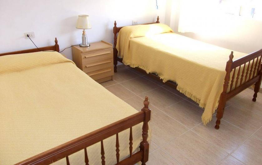 Location de vacances - Appartement à Calabardina - ch 2