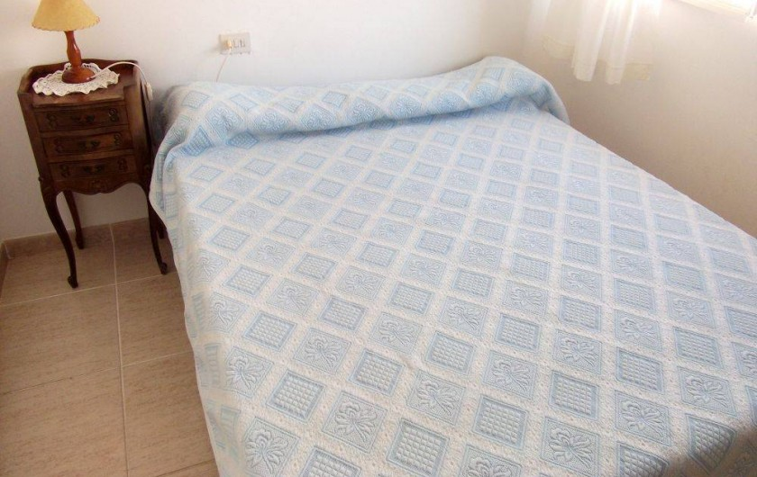 Location de vacances - Appartement à Calabardina - ch 3