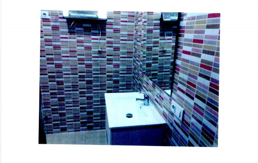 Location de vacances - Appartement à Calabardina - s.d.b.