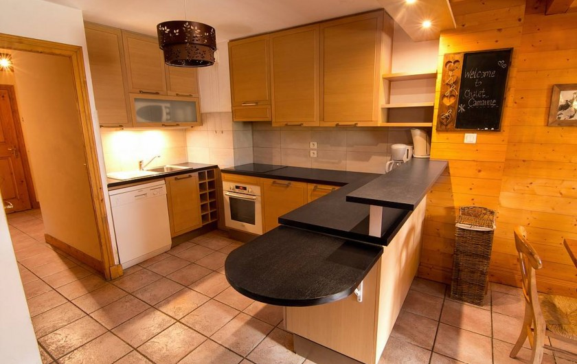 Location de vacances - Appartement à Saint-Martin-de-Belleville