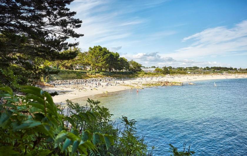 Location de vacances - Chalet à Arzon - Plage