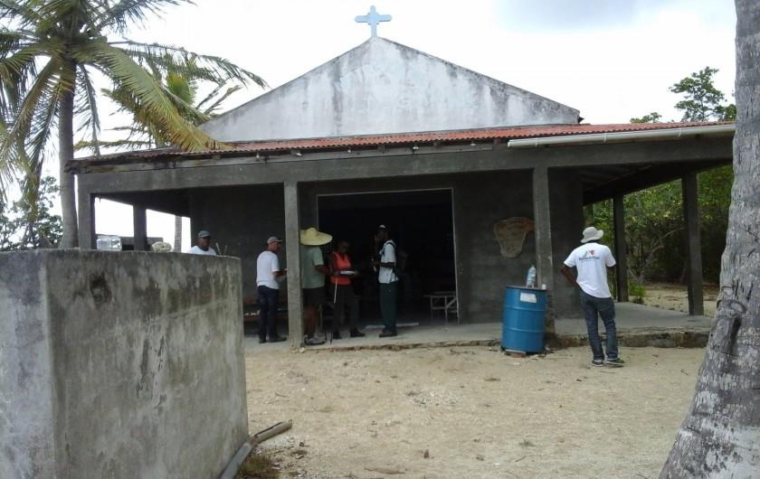 Location de vacances - Villa à Morne-À-l'Eau - chapelle de l'Ilet Macou