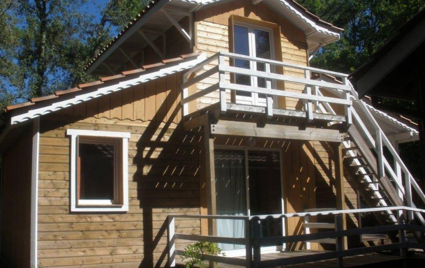 Location de vacances - Camping à Le Verdon-sur-Mer