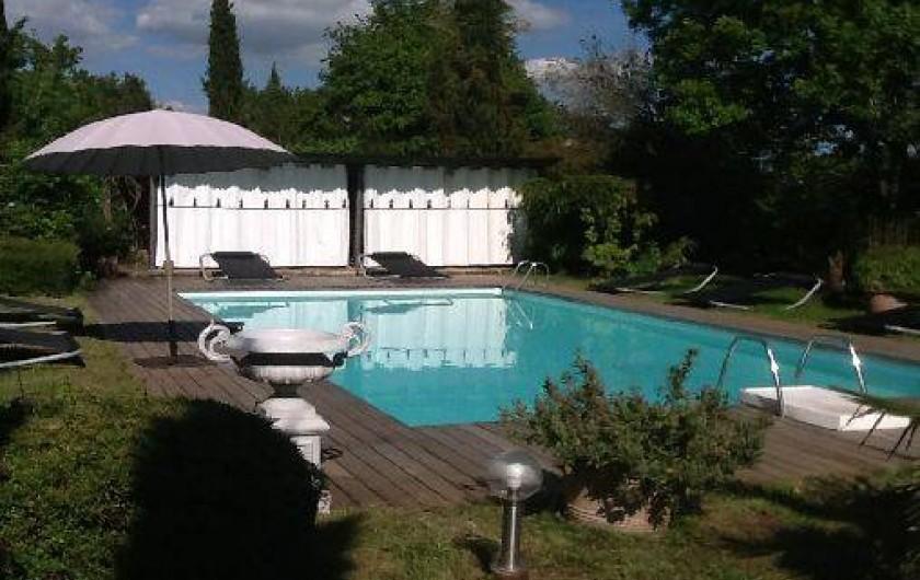 Location de vacances - Gîte à Castanet