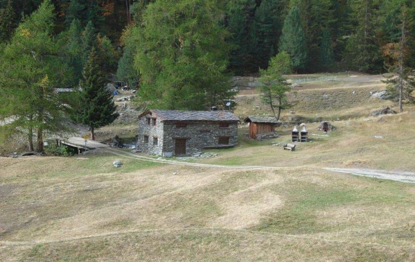 Location de vacances - Chalet à Station de Valfréjus - Accessible en voiture