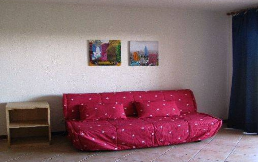 Location de vacances - Appartement à Ghisonaccia
