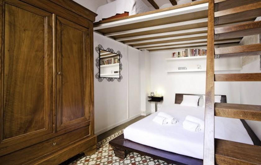 Location de vacances - Appartement à Barcelone - Chambre double