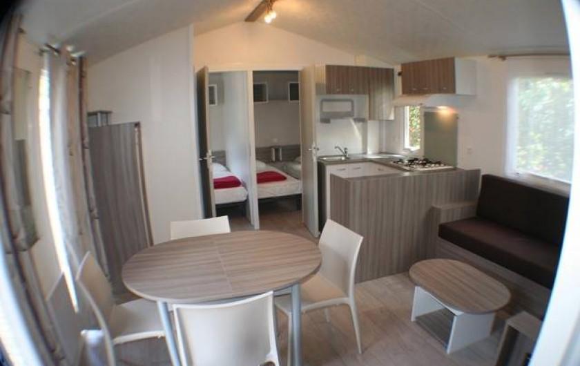 Location de vacances - Bungalow - Mobilhome à Connaux