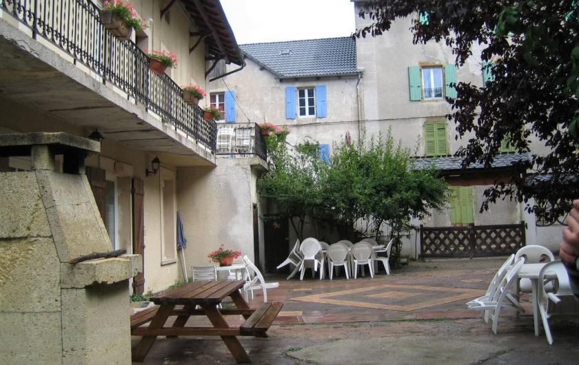 Location de vacances - Gîte à La Bastide-Puylaurent