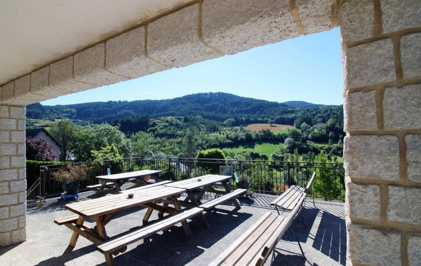 Location de vacances - Gîte à Meyrueis