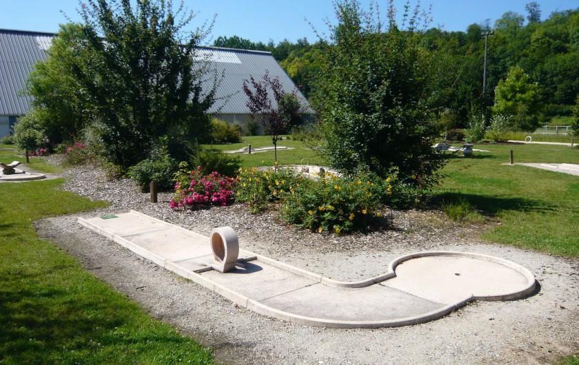 Location de vacances - Camping à Lyons-la-Forêt - Mini-golf