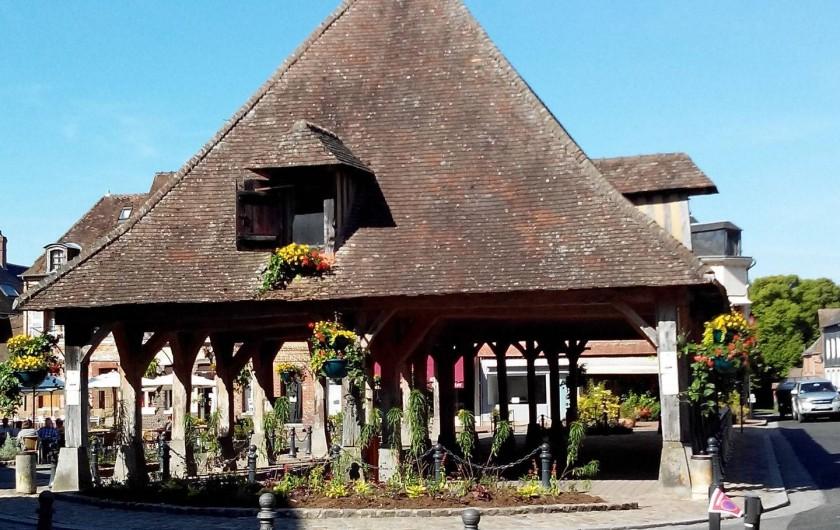 Location de vacances - Camping à Lyons-la-Forêt - Lyons La Forêt- La Hale