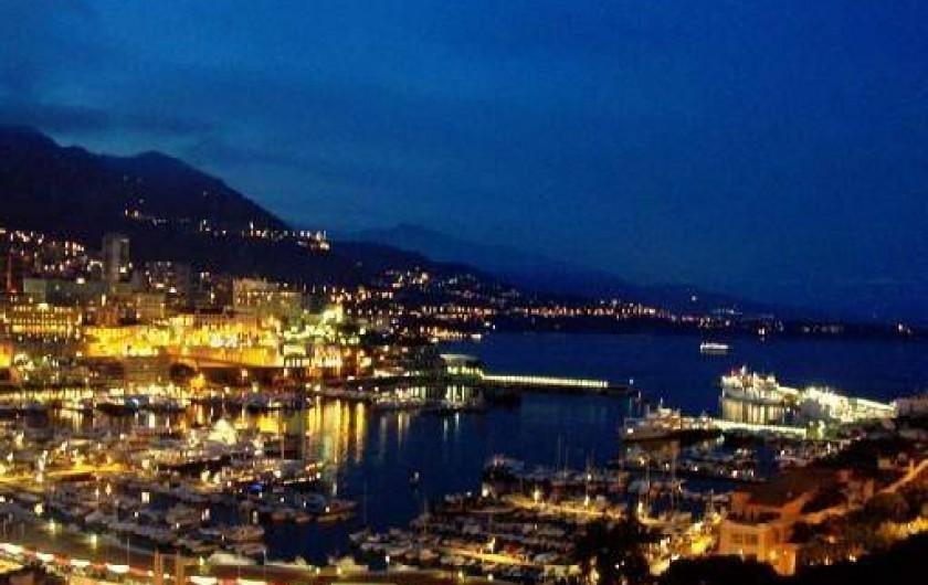 Location de vacances - Studio à Monaco