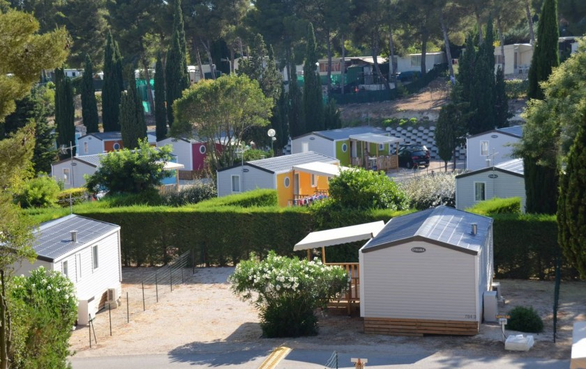 Location de vacances - Camping à Carry-le-Rouet