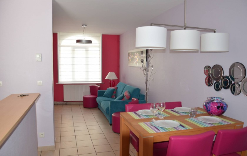 Location de vacances - Appartement à Lens