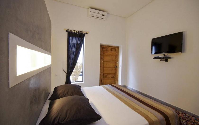 Location de vacances - Riad à Marrakech - Chambre