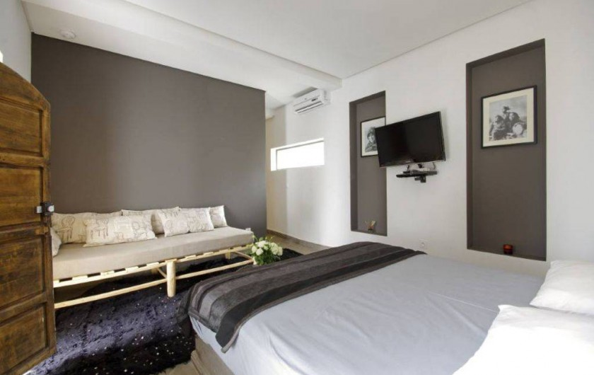Location de vacances - Riad à Marrakech - Suite