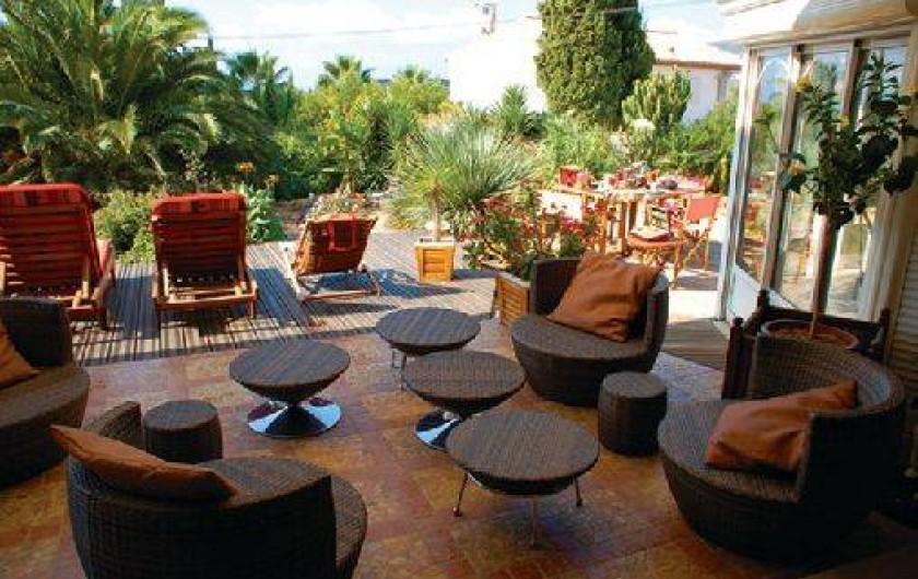 Location de vacances - Chambre d'hôtes à Carqueiranne