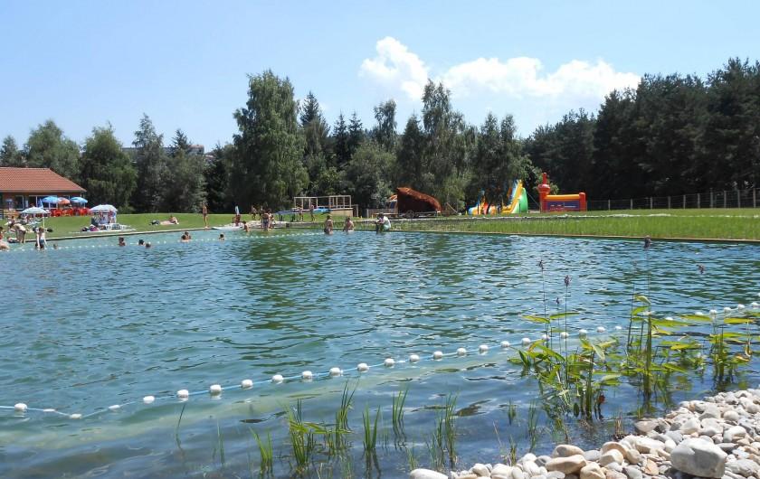 Location de vacances - Maison - Villa à Saugues - La piscine biologique