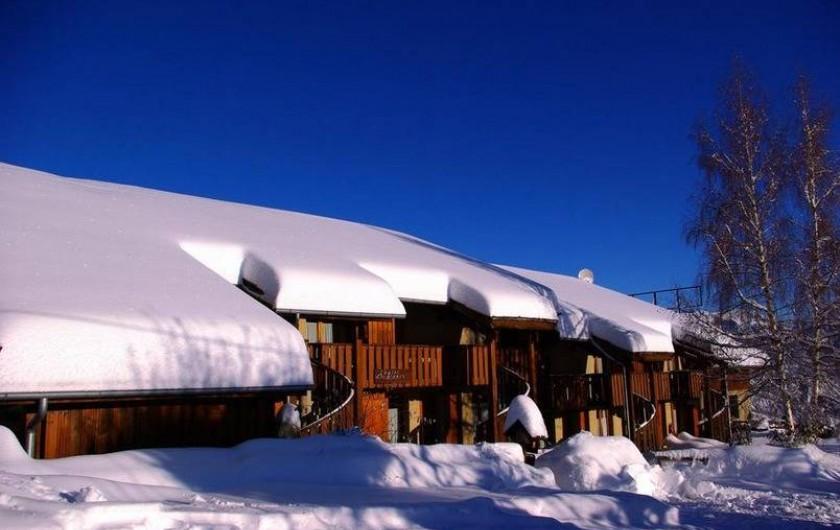 Location de vacances - Hôtel - Auberge à Pra-Loup - Hôtel Les Blancs